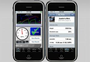 Want to calculate 0-60 mph times using your iPhone? Dynolicious has you covered