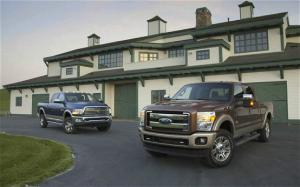 2011 Ford F-250 Super Duty vs 2010 Ram 2500 HD Specs - Motor Trend