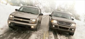 2002 Ford Explorer Vs. 2002 Chevrolet Trailblazer - Comparison - Motor Trend