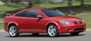 2009 Pontiac G5 - Official Press Release - First Look - Motor Trend