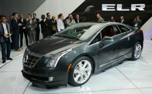 2014 Cadillac ELR First Look - Motor Trend