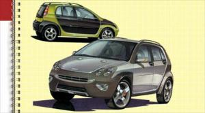 2006 Smart Crossover - Concept Cars - Motor Trend