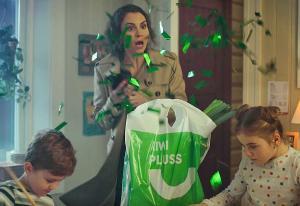 Nå er det «sunn» kamp i dagligvaremarkedet – Kiwi møter Extra-Warholm med fruktlotteri   Kampanje