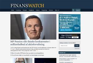 Dansk mediekjempe etablerer seg i Norge med nytt finansnettsted | Kampanje
