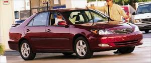 2002 Toyota Camry SE - Test Review Update - Motor Trend
