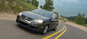 Driving the 2009 Volkswagen Jetta TDI clean diesel - First Drive - Motor Trend