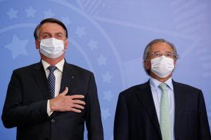 Ministro chamou de barulheira as discordâncias entre o presidente Jair Bolsonaro e integrantes da equipe econômica sobre meios de financiar programa para substituir o Bolsa Família