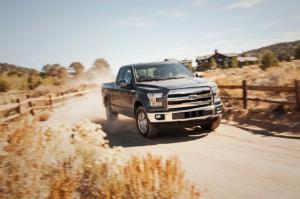 2015 Ford F-150 2.7L EcoBoost 4x4 Lariat SuperCab First Test
