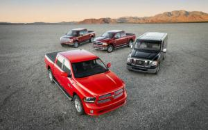 2013 Truck of the Year Contenders - Motor Trend