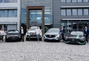 Mercedes-Benz gir gass med nytt reklamebyrå – Futatsu kan bli rammet av kutt | Kampanje