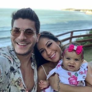 Influenciadora, que é mãe de Sofia, fruto de seu relacionamento com o ator, desabafou em entrevista ao colunista Leo Dias, do Metrópoles