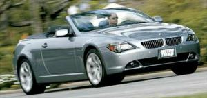 2004 BMW 645Ci Convertible - First Drive & Road Test Review - Motor Trend