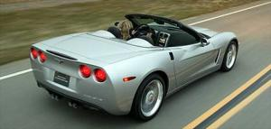 2005 Chevrolet Corvette C6 Roadster - First Drive & Road Test Review - Motor Trend