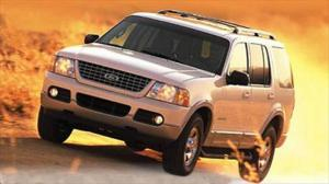 2002 Ford Explorer Road Test and SUV Comparison - Motor Trend