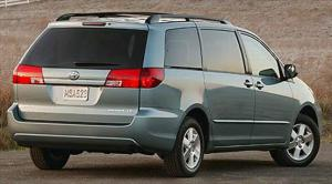 2004 Toyota Sienna XLE Limited Interior, Engine, & Handling Review - Motor Trend