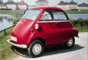 New Isetta? BMW's planned electric car may be going global