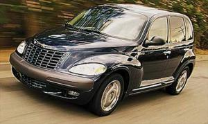 2001 Chrysler PT Cruiser Handling, Price, & Design Review - 2001 Car of the Year - Motor Trend