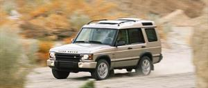 Land Rover Discovery Horsepower, Mileage & Audio - SUV Road Tests and Comparisons - Motor Trend