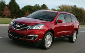 2013 Chevrolet Traverse First Drive - Motor Trend