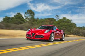 2015 Alfa Romeo 4C Launch Edition Track Package First Test - Motor Trend