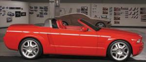 2005 Mustang GT Concept - Concept Cars - Motor Trend