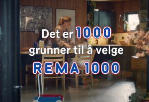 Her er folkets dom over ny Rema 1000-reklame: - Leverer ikke spesielt effektivt