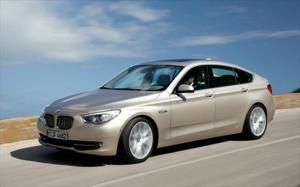 2010 BMW 5 Series Gran Turismo First Look - Motor Trend