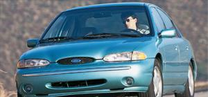 1995 Ford Contour SE - Engine Review - Long-Term Wrapup - Motor Trend