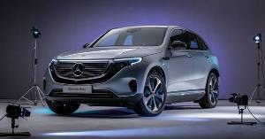 O modelo é o primeiro veículo elétrico da marca no país