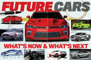 Future Cars! 2016 and Beyond - Motor Trend