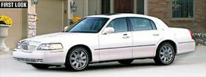 2003 Lincoln Town Car - Road Test & First Look - Motor Trend