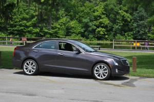 2014 Cadillac ATS 2.0T Update 4 - Motor Trend