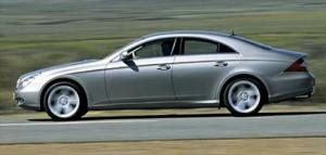 2006 Mercedes-Benz CLS500 - First Look - Motor Trend
