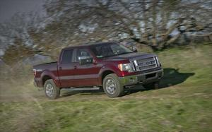 2009 Ford F-150 4x4 SuperCrew Long Term Arrival - Motor Trend
