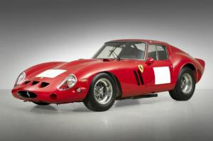 1962 Ferrari 250 GTO Up for Auction - Motor Trend WOT