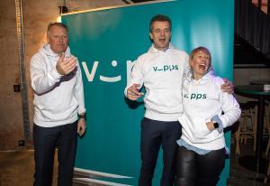 Vipps-sjef: - Vi kommer til å øke reklametrykket | Kampanje