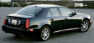 2006 Cadillac STS v - First Look - Motor Trend