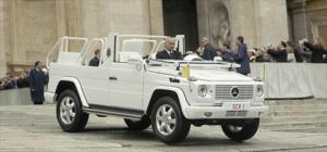 Mercedes-Benz Popemobiles from 1930-2007 - Photo Gallery - Motor Trend