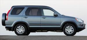 Review - 2005 Honda CR-V - IntelliChoice