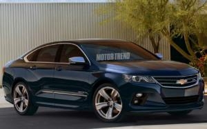 Chevy Impala SS: Should They Build It?