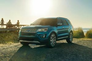 2016 Ford Explorer First Drive - Motor Trend