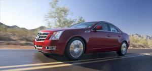 2009 Cadillac CTS - First Look - Motor Trend