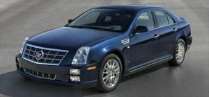 2008 Cadillac STS - Auto News - Motor Trend