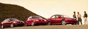2003 Mazda 6s Review & Ratings - Sport Sedan Comparison - Motor Trend