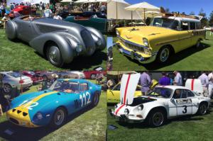 Motor Trend's Favorites From The Quail, A Motorsports Gathering - Motor Trend