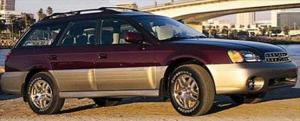2000 Subaru Legacy Outback Price, Specs, Review & Road Test - Motor Trend