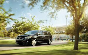 2012 Volkswagen Routan Photo Gallery - Motor Trend