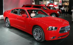 2011 Dodge Charger First Look - Motor Trend