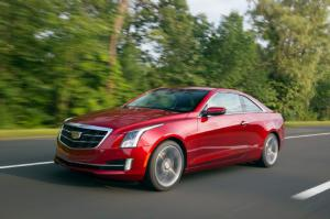 2015 Cadillac ATS Coupe First Drive - Motor Trend