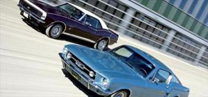 1967 Chevrolet Camaro & 1967 Ford Mustang - Classic Sports Car Comparison - Motor Trend Classic